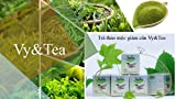 2 box (30 pack - Use 30 days) Vy & Tea - natural herbal tea help weight loss, sleep deep and purifying the body