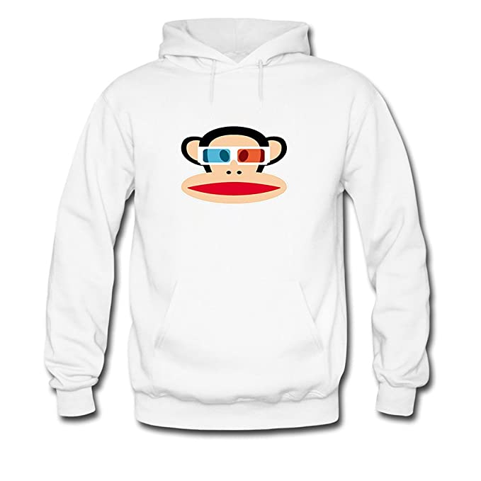 Paul Frank For mens Printed Pullover Hoodie: Amazon.es: Ropa y accesorios