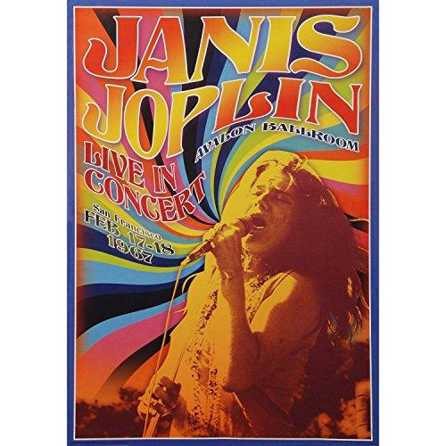 Janis Joplin - Domestic Poster