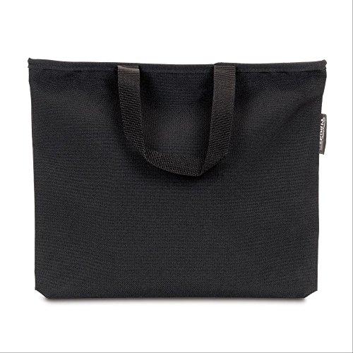 Hopkins Medical Products Lockable PHI Carrier: Letter Size Records Bag - - Carrier Letter