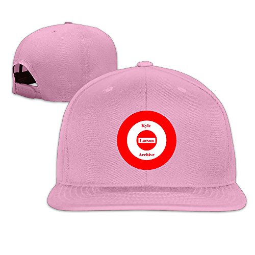 kyle-larson-archive-flat-along-cool-snapback-hat