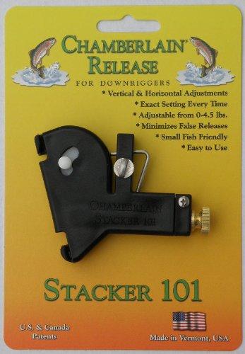 Chamberlain Stacker Downrigger Release