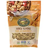 Nature's Path Organic Honey Almond Pure Oats Granola