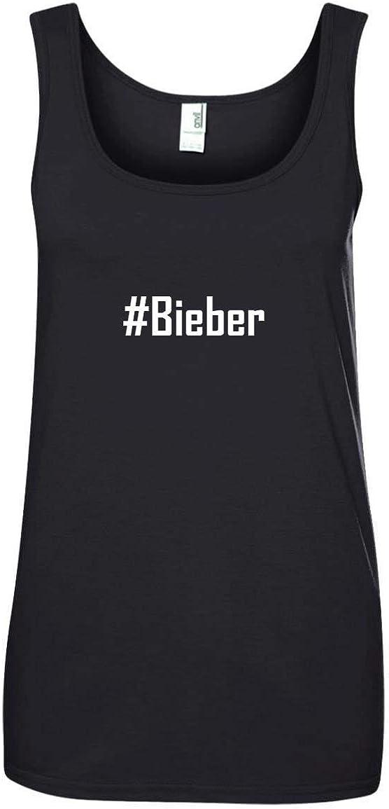 CHICKYSHIRT #Bieber A Soft /& Comfortable Womens Ringspun Cotton Tank Top