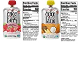 Once Upon a Farm Organic Stage 3   Baby Food Pouch