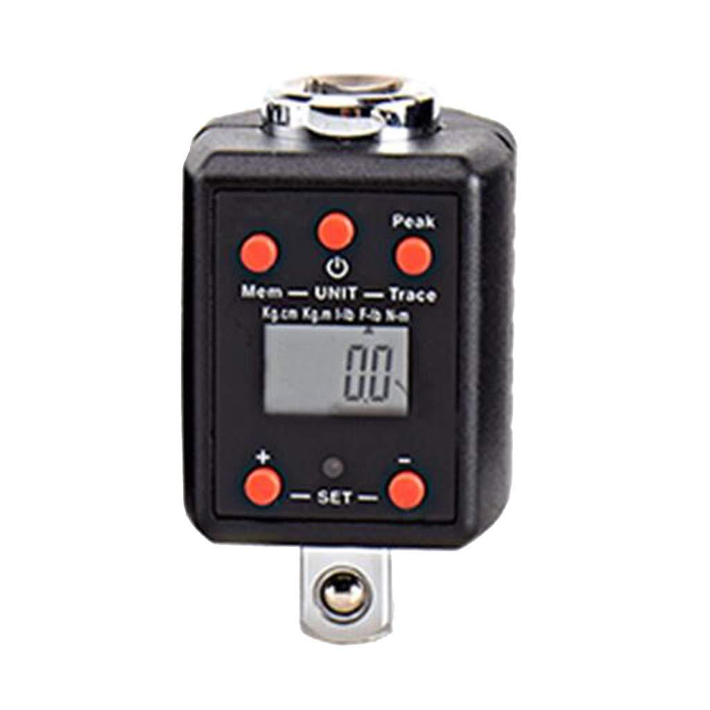 KESOTO Digitaler Drehmoment Adapter, 1 4 Zoll (6,35 mm),1,5-30 nm   6,8-135 nm   10-200 nm   17-340 nm   60-600 nm   100-1000 nm - 17-340nm B07KB8K6NZ   Primäre Qualität