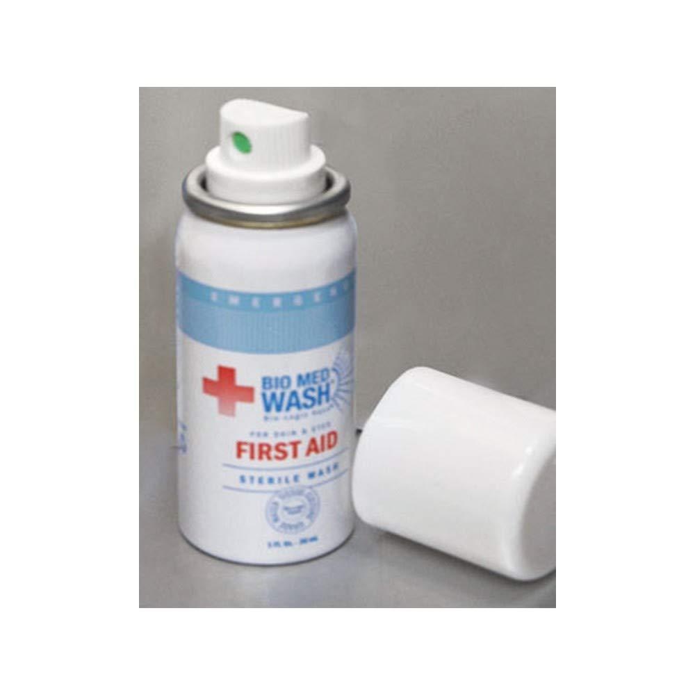 ANISIA 46364 Bio Med Eye Wash, 1oz Spray Bottle, White/Blue, Standard