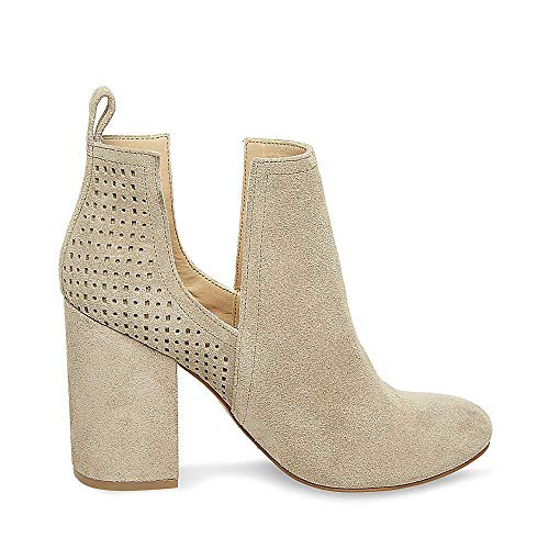 Suede Taupe Casual Nomad Women's 10 Madden 0 Us Bootie Steve HFIwvUqw