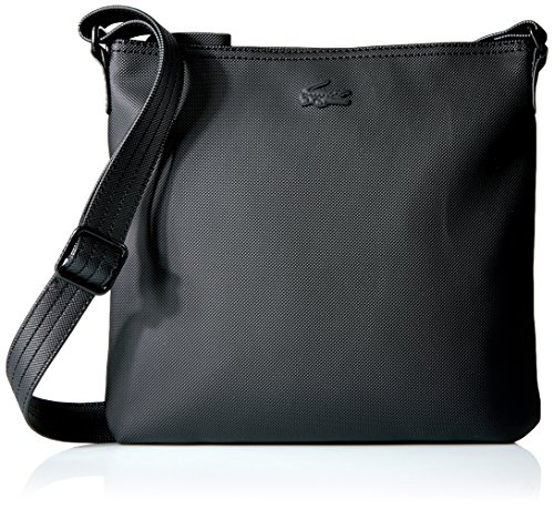 Lacoste Women's Classic Flat Crossover Bag - 000 Black - ...