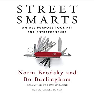 Street Smarts Hörbuch