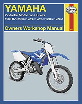 Haynes Manuals N/Amanual Yam Yz/Wr 4/Str 98 08 M2689 New