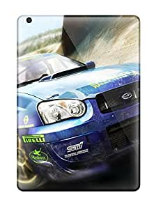 linfenglinTpu Case For Ipad Air With Subaru Rally Car In Speed
