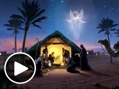 Christmas Blessings - Animated eGift Card