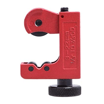 Mini Tubing Cutter 3-28mm Copper Brass Aluminum Cutting Hose Tubing Tool Adjust