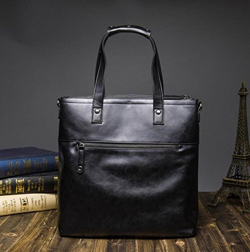 Mode Tragbaren Umhängetasche Business Messenger Herren-Aktentasche Laptop-Tasche