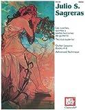 Julio S Sagreras Guitar Lessons Books 4-6 (Guitar Heritage)