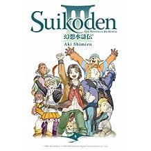 SUIKODEN T08 : LES HÉRITIERS DU SOLEIL