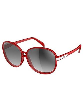adidas Originals - Gafas de sol - para mujer Rojo Red Shiny ...