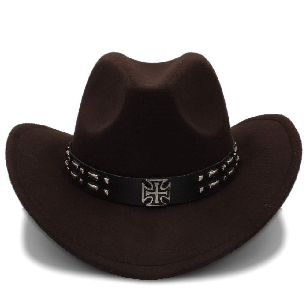 Cool Western Cowboy Hats Men Sun Visor Cap Women Travel Western Hats Chapeu Cowboy Equestrian Cap