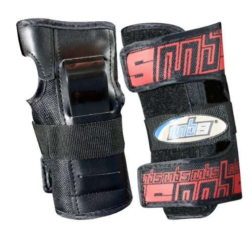 MBS Pro Wrist Guards,  Large by MBS