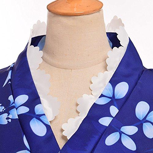 GRACEART Kimono Yukata Cosplay Impostato Blu Costume r1rawq50