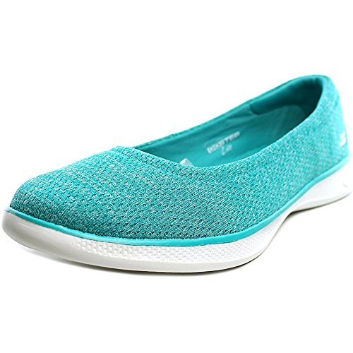 Skechers Go Step Lite Evoke Donna US 6 Blu Mocassini UK 3 EU 36