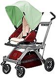 Orbit Baby G3 Stroller - Mint - Ruby - Gray