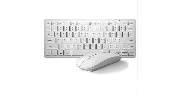 toma USB del ordenador portátil teclado inalámbrico externo ...