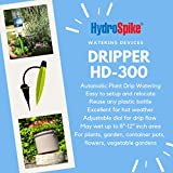 HydroSpike Dripper (3-Pack) Worry-free Adjustable