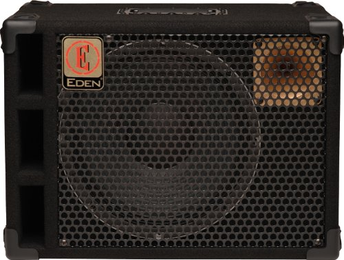 Eden D112XST8 D-Series 1 x 12 Inches 250-Watts 8-Ohms Speaker Cabinet by Eden Electronics