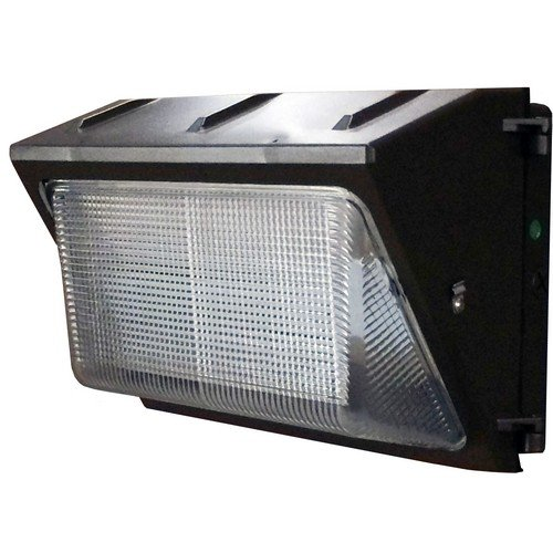 Morris 71437 LED Medium Wall Packs 50W 5969 lm 120-277V Bronze by Morris Products