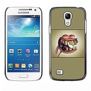 Ihec Tech Ren & St1Mpy / Funda Case back Cover guard / for Samsung Galaxy S4 Mini i9190
