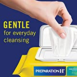 Preparation H Medicated Hemorrhoidal Wipes for