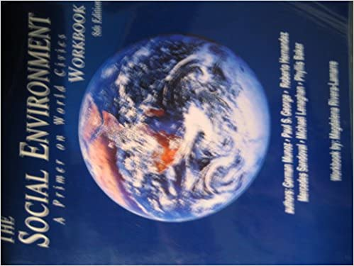 the social environment a primer on world civics workbook magdalena