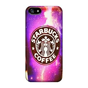 Fashionable UvF8FNCw Iphone 5/5s Case Cover For Starbucks Coffee Protective Case