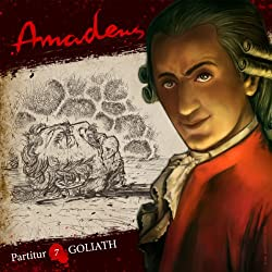 Goliath (Amadeus - Partitur 7)