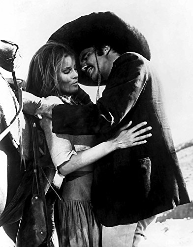 Raquel Welch and Burt Reynolds in 100 Rifles Photo Print (8 x 10)