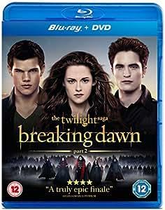 The Twilight Saga: Breaking Dawn - Part 2 (Blu-ray + DVD) [Reino Unido] [Blu-ray]