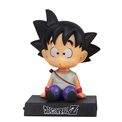 CYRAN Dragon Ball Z One Piece Figura Goku Soporte de ...