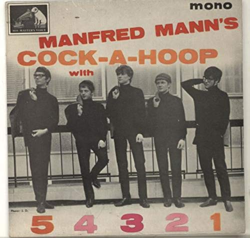 Manfred Mann's Cock-a-hoop With 5-4-3-2-1 E.P.