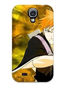 Hazel J. Ashcraft's Shop Hot 6157519K62818615 Case Cover Bleach/ Fashionable Case For Galaxy S4