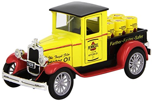 New Ray SS-55003A 1928 Chevrolet Pick Up Truck 'Pennzoil 1/32 Diecast Model
