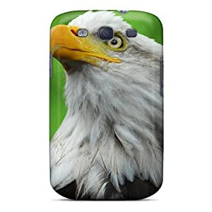 Hot Snap-on Bald Eagle Hard Cover Case/ Protective Case For Galaxy S3