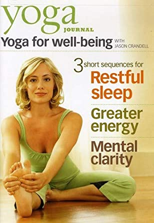 Amazon.com: Yoga Journal: Yoga for Well-Being with Jason ...