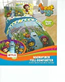 Beat Bugs ''All You Need is Love'' Microfiber Comforter (Full)