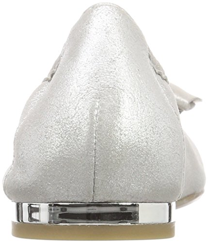 silver Caprice Argento Donna Ballerine Metal 22111 920 rqOWqIfRT