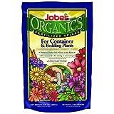 Jobes 06128 Organics® Fertilizer Spikes 3-5-6 50 Pack