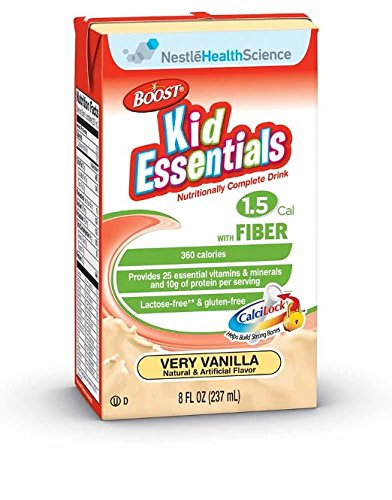 Boost Kid Essentials, 8 Ounce Boxes (Pack of 27)