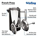 Frieling USA Double Wall Stainless Steel French
