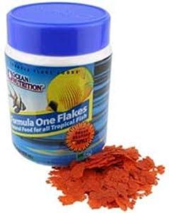 Ocean Nutrition Formula One Flake Fish Food - 2.5 oz/70 g 43G8V1WLH73